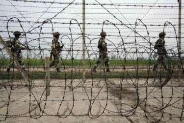 لائن آف کنٹرول پر بھارتی فوج کی بلااشتعال فائرنگ سے پاک فوج کے 4جوان ..