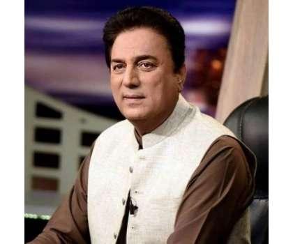 نعیم بخاری نے لائیو پروگرام میں چودھری نثار علی خان کو پیغام دے دیا