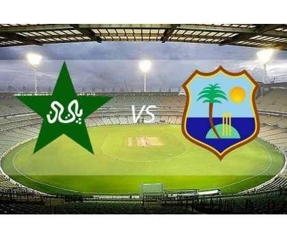 پہلا میچ بارش کی نذر ،پاکستان اور ویسٹ انڈیز کے درمیان دوسرا ٹی 20 کرکٹ ..