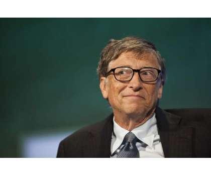 مائیکروساٹ کمپنی کے شریک بانی بل گیٹس نے اقتصادی بحران سے خبردار کر ..
