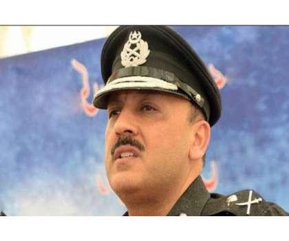 آئی جی سندھ کے منگوپیر وقوعہ کی  غیر جانبدارانہ اور شفاف انکوائری ..