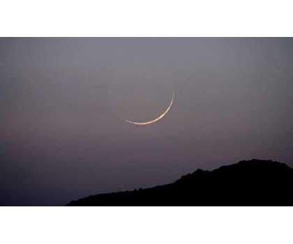 کراچی میں مرکزی رویت ہلال کمیٹی کا اجلاس ختم، شعبان کے چاند کی رویت ..