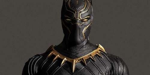 سیاہ فام سپر ہیرو فلم 'بلیک ..