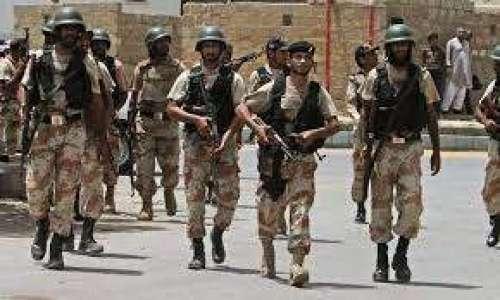سندھ میں رینجرز کی وردیاں تبدیل ..