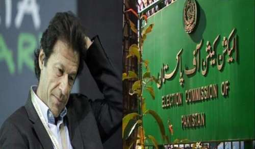 الیکشن کمیشن نے تحریک انصاف ..