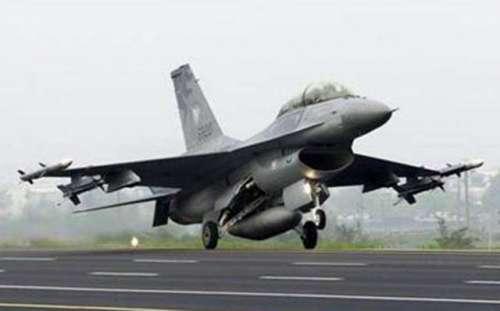 پاک فضائیہ کے جنگی طیاروں نے ..