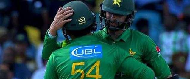پہلا ٹی ٹونٹی،پاکستان نے ویسٹ انڈیز کو 6وکٹوں سے شکست دیدی