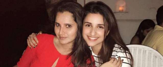بھارتی ٹینس سٹار ثانیہ نے رات ڈھائی بجے کیوں فون کیا،اداکارہ پرنیتی ..