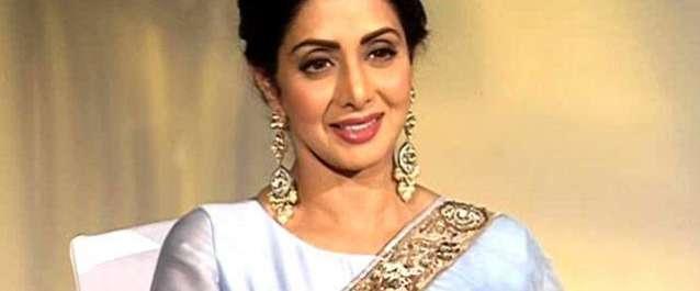 کروڑوں دلوں پر راج کرنے والی بھارتی اداکارہ سری دیوی انتقال کر گئیں