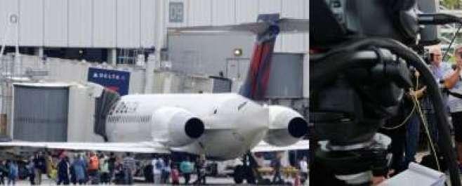 امریکی ریاست فلوریڈا کے فورٹ لاڈرڈیل ایئرپورٹ پر فائرنگ ' 5 افراد ہلاک ..