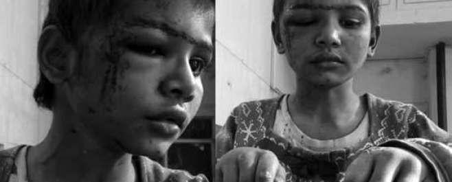 اسلام آباد: تشدد کی شکار کمسن گھریلو ملازمہ طیبہ کو والدین سمیت بازیا ..