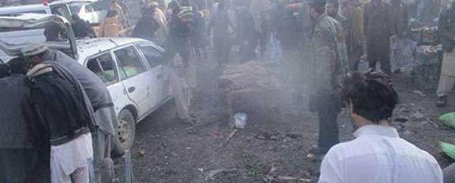 پاراچنار: سبزی منڈی میں دھماکا، 20 افراد جاں بحق، متعدد زخمی
