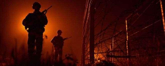 بھارتی فوج کی لائن آف کنٹرول پر بلااشتعال فائرنگ