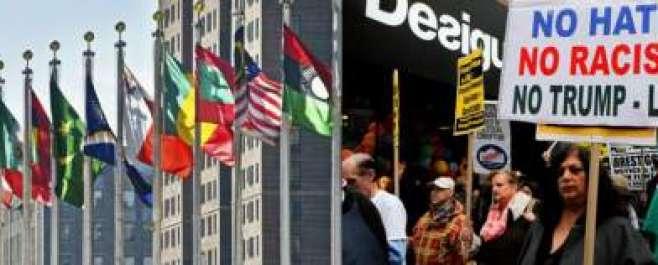 ٹرمپ انتظامیہ کی جانب سے پابندیاں- ایران'صومالیہ 'سوڈان نے ہم خیال ..
