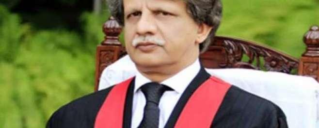 جسٹس عظمت سعید شیخ کو اسپتال سے ڈسچارج کر دیا گیا