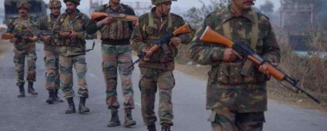 بھارتی فوج کی لائن آف کنٹرول پرسیزفائر کی خلاف ورزی کاسلسلہ بدستورجاری
