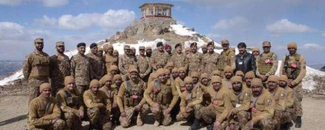 آرمی چیف جنرل قمر جاوید باجوہ کا جنوبی وزیرستان کا دورہ
