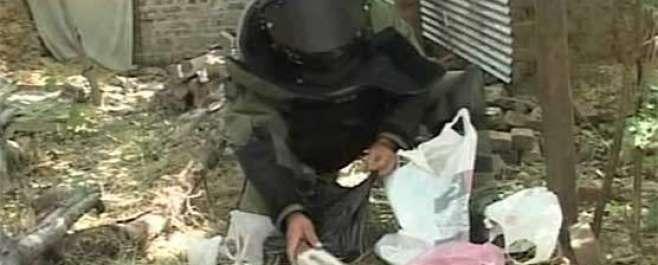 ہنگو : ٹل بازار میں بی ڈی ایس نے دو بم ناکارہ بنا دئے