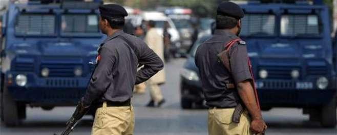 کراچی،حساس اداروں اور پولیس کا جرئم پیشہ افراد کیخلاف آپریشن،13 مشتبہ ..