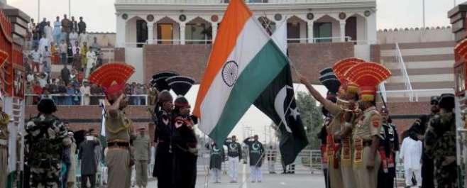 پاکستان اور بھارت کے درمیان کشیدگی دونوں ممالک کے درمیان ایٹمی جنگ ..