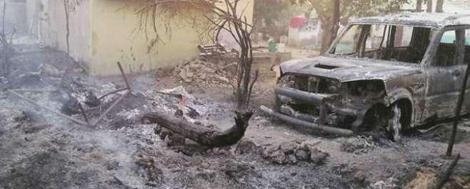 مودی کےآبائی علاقےگجرات میں انتہاپسندہندوؤں نےمسلمانوں کی کیلئےجگہ ..