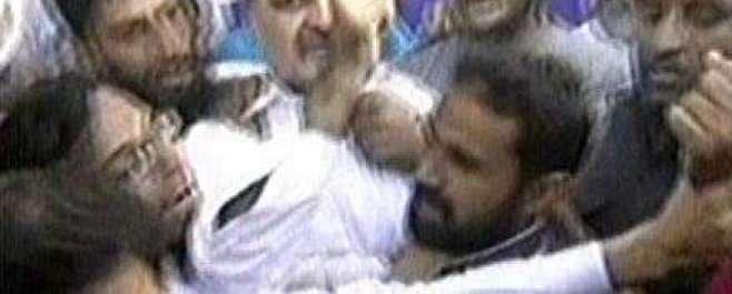 جماعت اسلامی کراچی کاکے الیکٹرک کے خلاف بغیراجازت احتجاجی مظاہرہ