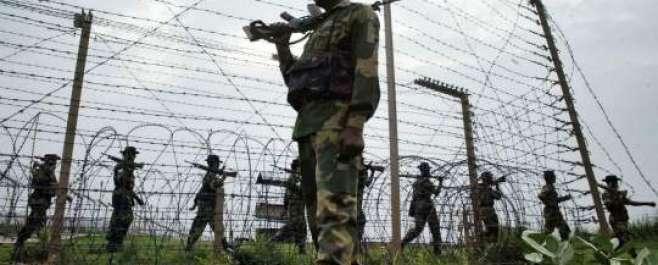 بھارتی فوج کی عباس پور سیکٹر میں شہری آبادی پر فائرنگ