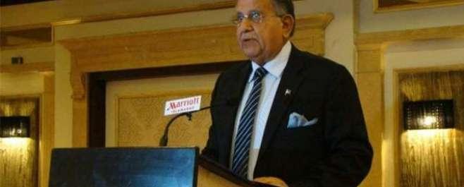 وزارت میں بے جا مداخلت۔ وفاقی وزیر بین الصوبائی رابطہ ریاض حسین پیرزادہ ..