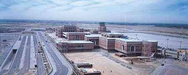 گوادر انٹرنیشنل ائر پورٹ پر رواں سال تعمیراتی کام کا آغاز ہوجائے گا،