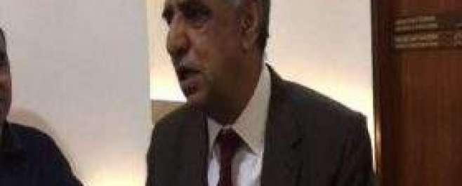 چئیرمین ایس ای سی پی ظفر حجازی کا چار روزہ جسمانی ریمانڈ منظور