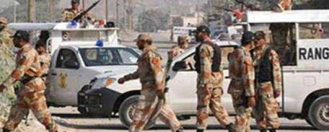 سندھ کابینہ نےرینجرزکو90روزکیلئےپولیس کےاختیارات دینےکی منظوری دیدی