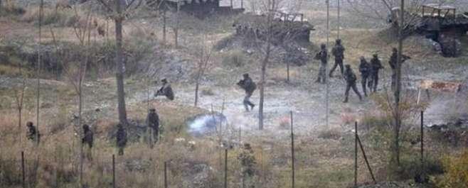 بھارت کا پاکستان پر ایل او سی پر 2فوجیوں کو ہلاک کرکے انکی لاشیں مسخ ..