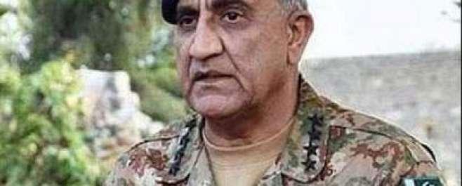 آرمی چیف کاپاک افغان بارڈرخیبرایجنسی کادورہ،سکیورٹی صورتحال پربریفنگ
