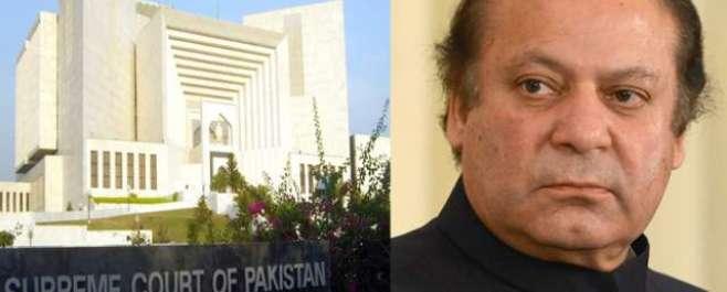 نااہل شخص پارٹی کا سربراہ نہیں بن سکتا'نوازشریف وزارت عظمی سے نااہلی ..