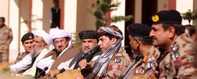افغانستان کی جارحانہ کاروائیوں کا بھرپور جواب دیا'50کے قریب افغان ..