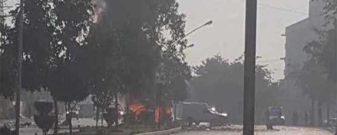پشاور: حیات آباد فیز ٹو میں خودکش دھماکا، ایڈیشنل آئی جی اشرف نور ..