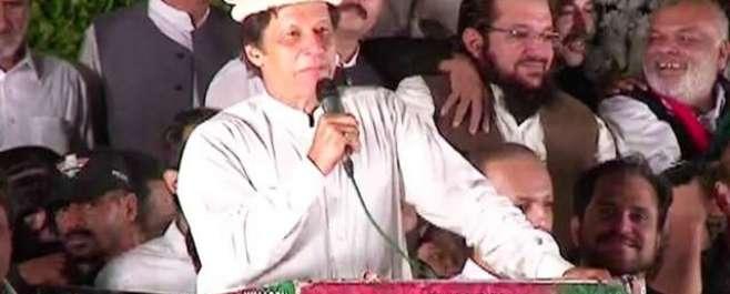 فوج کیخلاف سازش کی بو آ رہی ہے، عمران خان