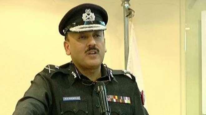 آئی جی سندھ نے ایس ایچ او صدر کو محکمہ پولیس کے ملازمین کے علاج معالجے ..