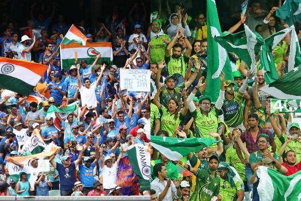 چیمپئنز ٹرافی:ایجبسٹن گرائونڈ پر پاک بھارت ٹیموں کا پلڑا برابر