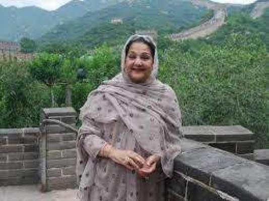 آصف علی زر داری اور خورشید شاہ کی بیگم کلثوم نواز کی جلد صحت یابی کیلئے ..