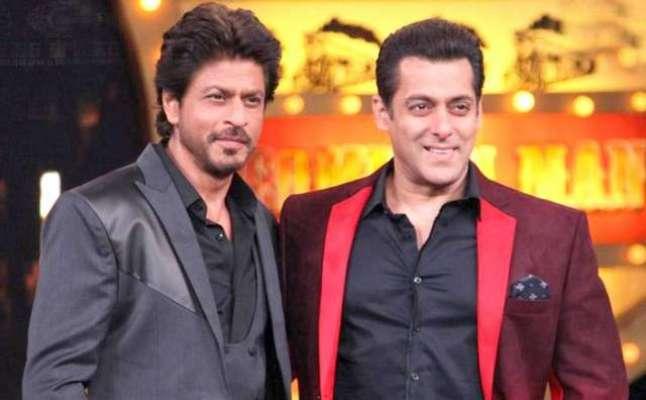 سلمان خان سے مداحوں کی طرح محبت کرتا ہوں، شاہ رخ خان