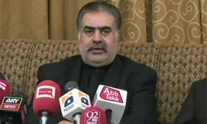 ہم نے اچھی طرز حکمرانی کے ذریعے بلوچستان کو ترقی کی راہ پر گامزن کردیاہے ..