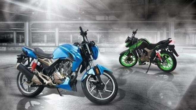 یونیک موٹرز نے پاکستان میں جدید 150 سی سی موٹر سائیکل فروخت کیلئے پیش ..
