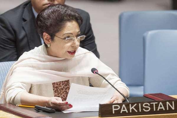 اقوام متحدہ کی جنرل اسمبلی کی تیسری کمیٹی نے پاکستان کی قرارداد کی ..