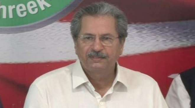 حکومت یونیفارم ایجوکیشن پالیسی لانے کے لئے کام کر رہی ہے، شفقت محمود