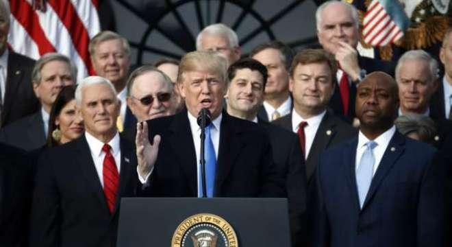 صدر ٹرمپ کے دورہ برطانیہ پر 4 کروڑ ڈالر خرچ ہوں گے
