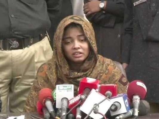 کراچی،علینہ قتل کیس؛ والدین نے بیٹی علوینہ کوبے قصورقراردے دیا