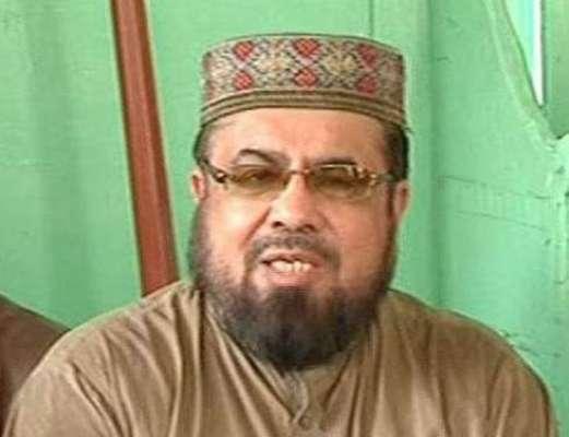 مفتی عبدالقوی فرار نہیں ہوئے ،میڈیا غلط رنگ دے رہا ہے ،