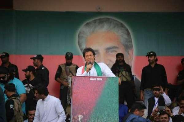 کوئٹہ میں جلسہ کرنے پر خود کش حملے کی دھمکی دی گئی: عمران خان