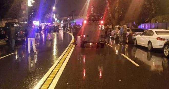 نیو ایئر نائٹ پر ترکی میں دہشت گردی